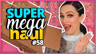 MAQUILLAJE COPIA DE KYLIE? ZAPATOS SUPER FANCY, ROPA DE PATINADORA DE HIELO! | SUPER MEGA HAUL #58
