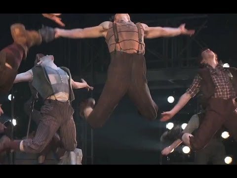 Newsies - Seize the Day - Disney's Newsies the Musical on Broadway