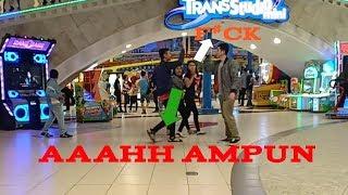 Prank lucu teriak anjay malah di teriak balik prank Indonesia