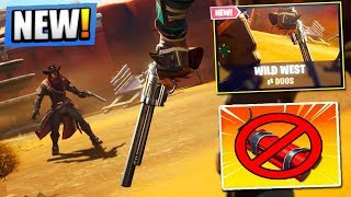 NEW Fortnite WILD WEST UPDATE & Dynamite Item! 800+ Wins (Fortnite Battle Royale) #Ad