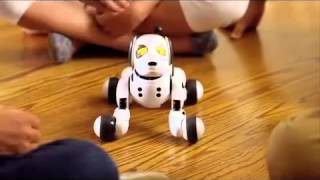 Zoomer собака робот купить