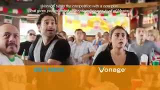 Vincent Rivera in Vonage Commercial
