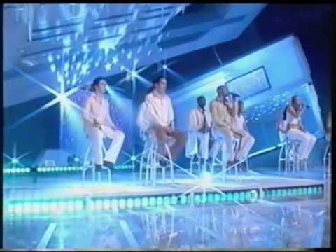 Girls Aloud - White Christmas (Popstars The Rivals Finale 2002)