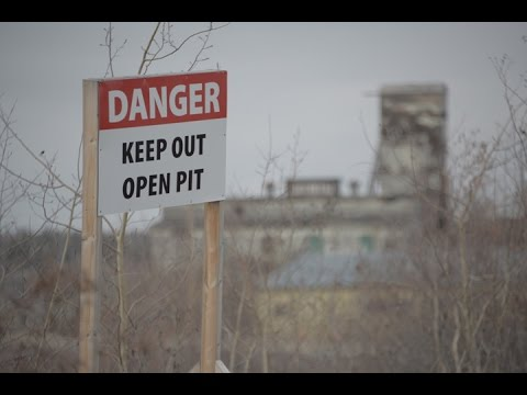 Contamination Nation: Toxic Threat Underneath Old Gold Mine