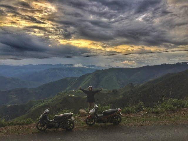 Sapa-Sin Ho Motorbike loop