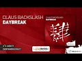 Claus Backslash Daybreak OUT NOW mp3