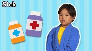 Sick + More | Mother Goose Club Playhouse Songs & Rhymes