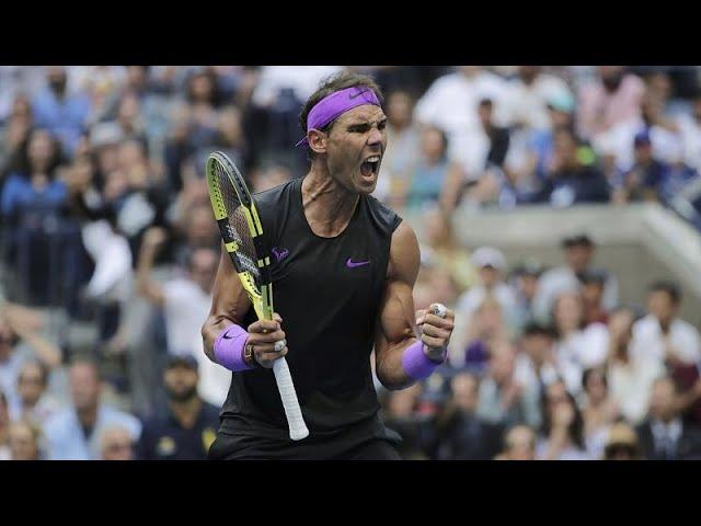 <span class='as_h2'><a href='https://webtv.eklogika.gr/ektos-us-open-o-rafael-nadal' target='_blank' title='Εκτός US Open ο Ραφαέλ Ναδάλ'>Εκτός US Open ο Ραφαέλ Ναδάλ</a></span>