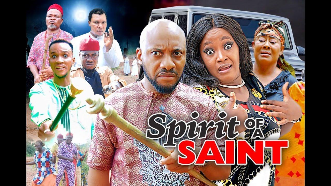 Download SPIRIT OF A SAINT SEASON 2 - (NEW MOVIE)  YUL EDOCHIE 2020 Latest Nigerian Nollywood Movie Full HD