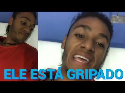 Ney Lima Vai Pra O Hospital