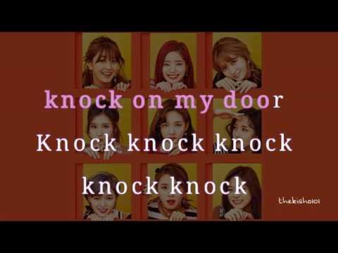 Twice (투와이스)- Knock Knock Instrumental/Karaoke