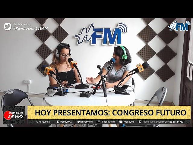 Revolución STEAM / congreso futuro - 16 de enero 2020