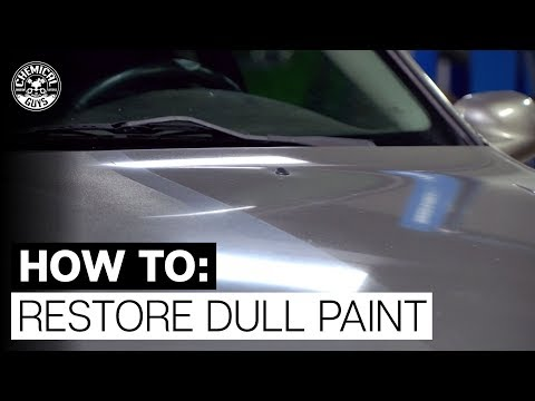 How To Make DULL Paint Shine! *Oxidation* - Chemical Guys