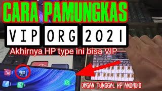 CARA SETTING ORG 2021 jadi VIP pengobat luka bagi yang sering gagal VIP 👍👍
