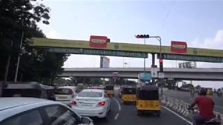 hyderabad city roads  tank bund/ hyderabad tank bund video 2018