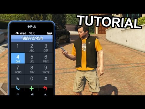GTA V - PC Cheats & Tutorial How To Use Them!