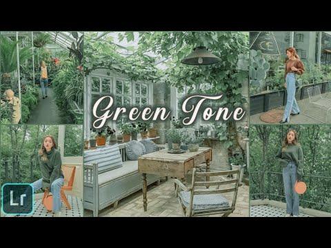 Lightroom Mobile Presets Free Dng   Green Tone Lightroom Preset