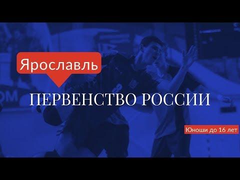 II этап (межрегиональный) Всероссийских соревнований. Юноши до 16 лет. Зона ЦФО-1. 2-й день