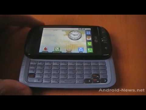 LG GW 620: Das erste LG-Android-Handy ist da