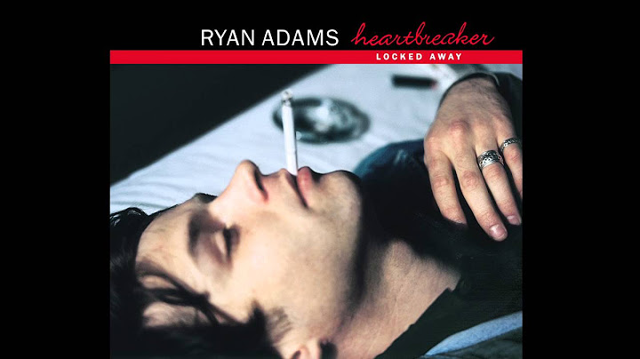 ryan adams  locked away outtake