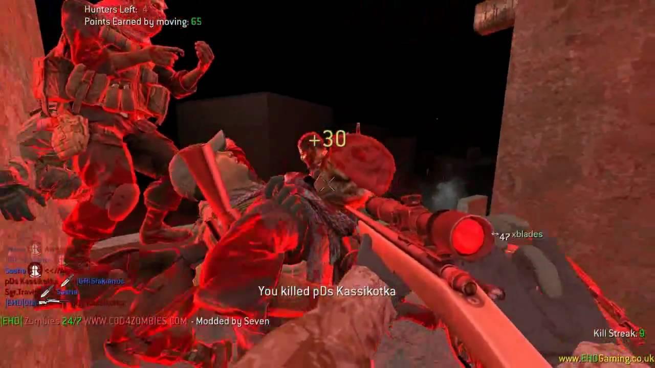 call of duty 4 modern warfare zombie mod download pc