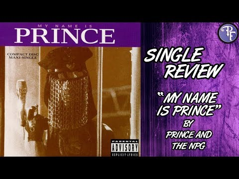 My Name is Prince (Maxi-Single) (1992) - Prince and the NPG - Album Review
