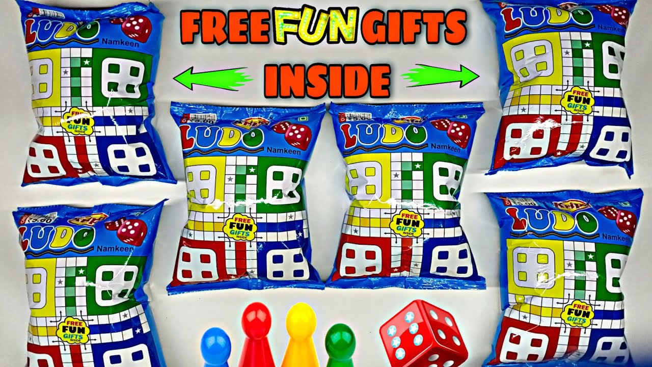 Download New Ludo snacks  Free Fun Gifts and Money inside | Ludo snacks | Chalo Ludo khele friends