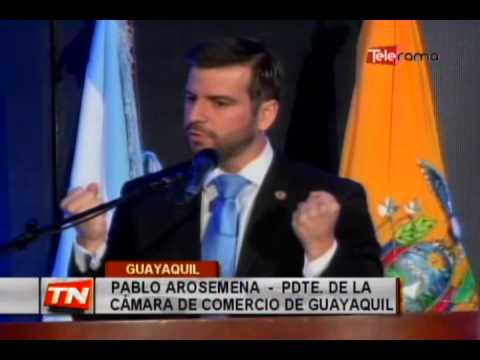 CCG Celebró 125 años de creación durante posesión de su nuevo Pdte  Pablo Arosemena