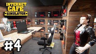 Internet Cafe Simulator[Thai] #4 ร้านคอมเป็นแค่ฉากบังหน้า