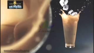 Iklan Kopi Koko Beluk Ice Presso - Versi Studio Text