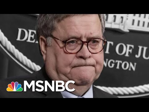 Barr Admits Stone Case Intervention, Complains About Trump's Tweets   The 11th Hour   MSNBC