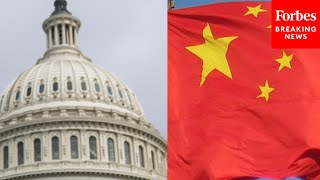 Democrats And Republicans Discuss Threat Posed By China
