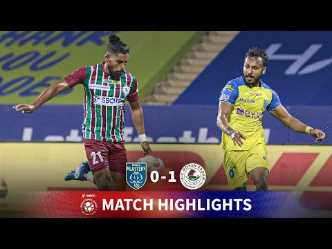 Highlights - Kerala Blasters FC 0-1 ATK Mohun Bagan - Match 1 | Hero ISL 2020-21