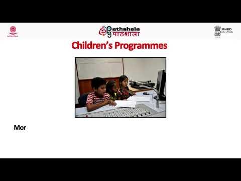 Specialised radio programming