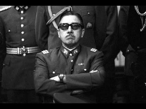 Холодная война - Чили Хунта Пиночета