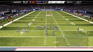 Madden 25  NYG QB Connor Shaw Episode 4 vs Atlanta Falcons