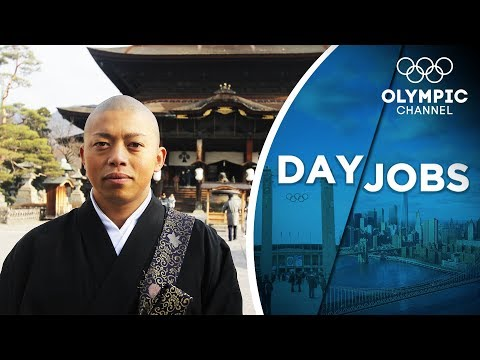 The Buddhist Priest Aiming for Kayak Olympic Gold | Day Jobs