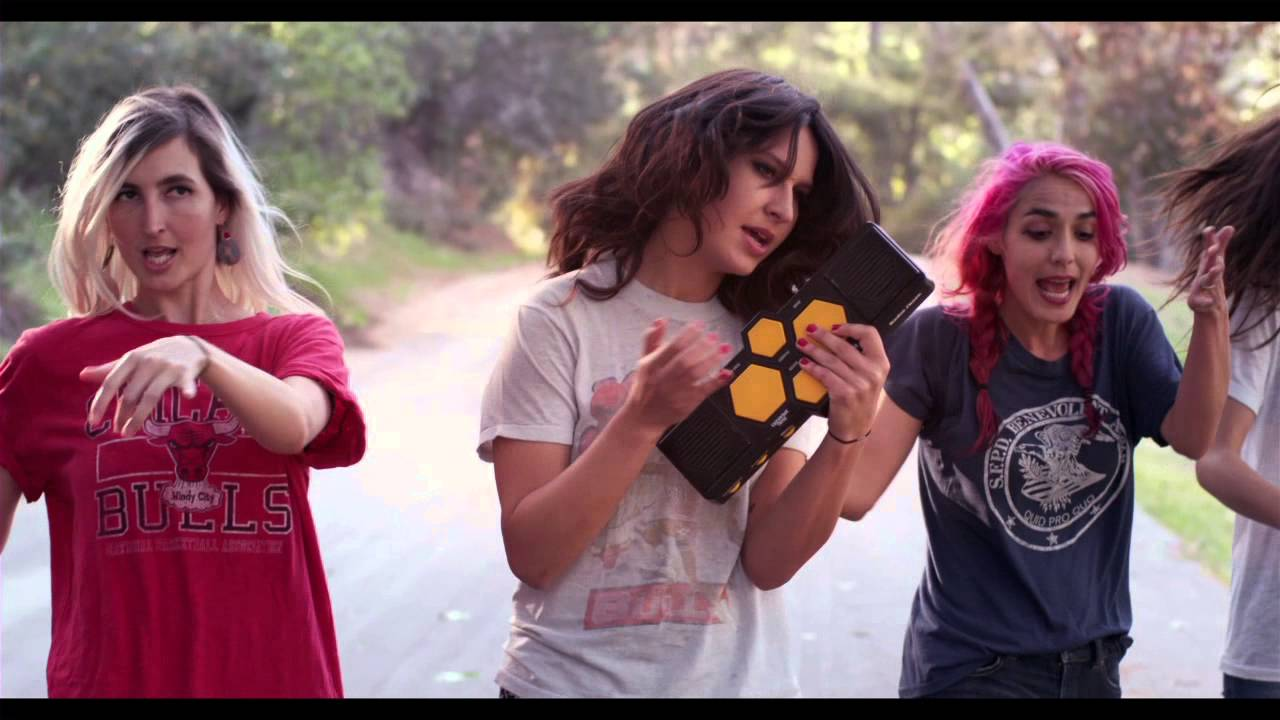Download Warpaint - Disco//Very - Keep It Healthy (Official Video)