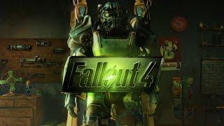 RUS PS4 Fallout 4 финал сюжета. Прохождение за братство стали.