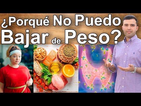 PORQUE NO PUEDO BAJAR DE PESO - 6 Errores que te Impiden PERDER GRASA y ADELGAZAR INMEDIATAMENTE