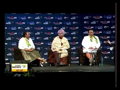 TNA in Durban panel answering questions