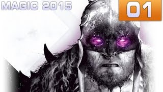Magic The Gathering 2015 - Gameplay #01 - O início [PC] [PT-BR]