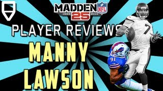 Madden 25 Superstars! Manny Lawson : The BEST player in Mut 25!