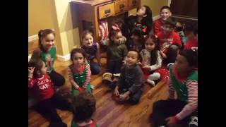 Jingle bells 2016 ugly sweater party