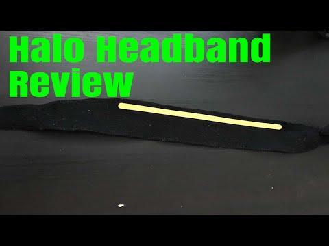 Halo Headband Review - Squash Sweatband