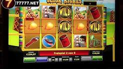 Slick Riches - 2 Euro Freispiele - Neues Spiel bei Stargames