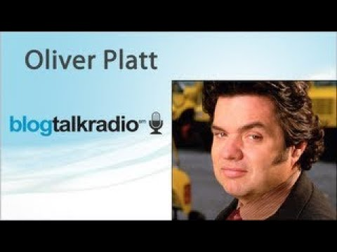 Entertainment - Milling About with Oliver Platt