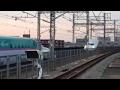 与野本町駅新幹線通過シーン の動画、YouTube動画。