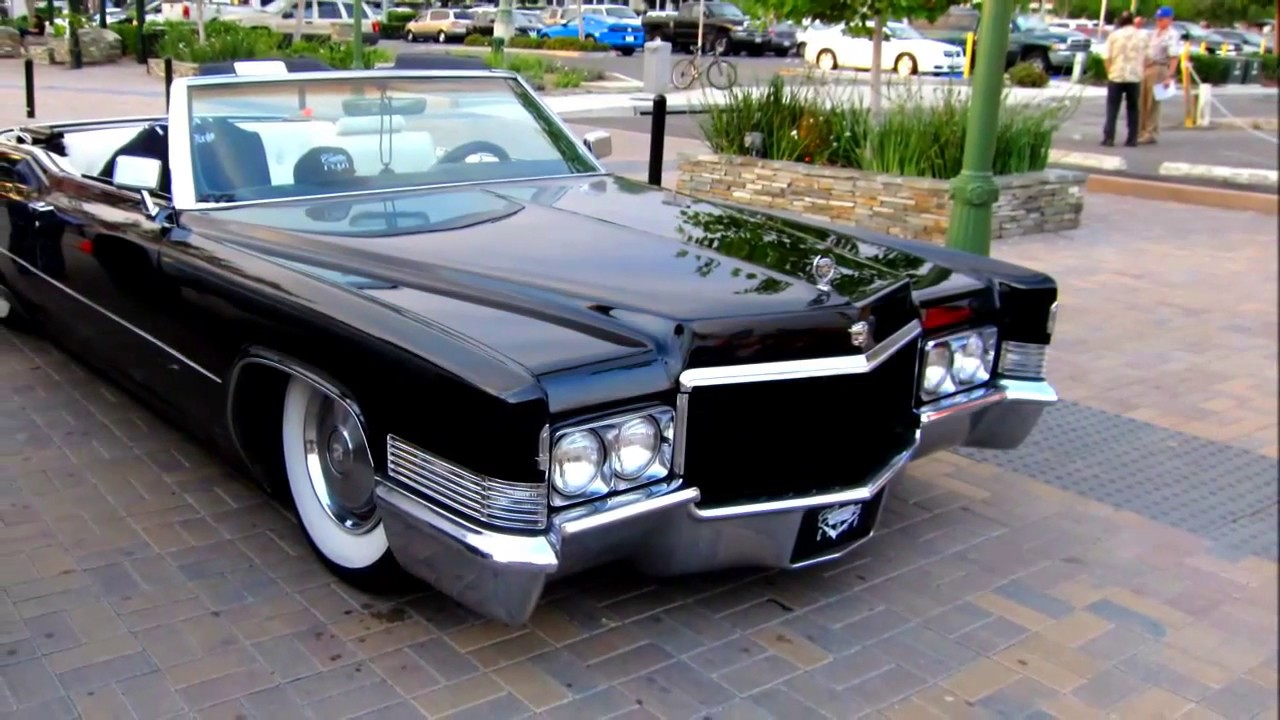 Gorgeous 1970 Cadillac convertible. Cruisin' Grand - YouTube