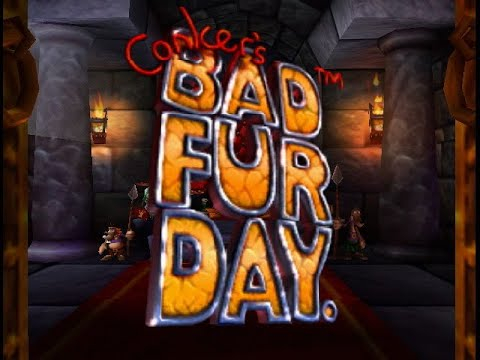 The Making of Conker's Bad Fur Day